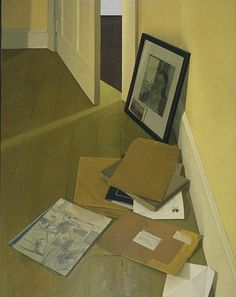 Catherine Murphy  Still Life with Envelopes   1976