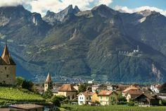 Aigle Switzerland
