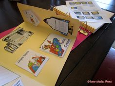 lapbooks by Journey Through Learning  Adaptable to notebooking, especially for younger elementary