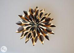 DIY #162. Centro de mesa otoñal/ Autumn center piece