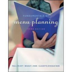 Fundamentals of Menu Planning *** Click image to review more details.