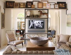 Designer Family Rooms