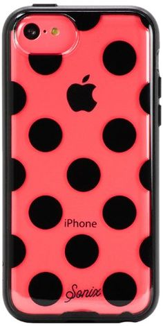 Sonix iPhone 5C Case - Retail Packaging - Clear Dot Sonix http://www.amazon.com/dp/B00J9K5UHU/ref=cm_sw_r_pi_dp_gkn.tb1NRFRQ7