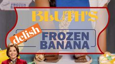 Bluth Frozen Banana: Arrested Development fans, get your Bluth Frozen Bananas...COME ON!