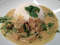 » curry de porc au lait de coco et à la citronnelle des Soeurs Scotto