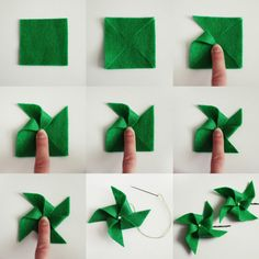 For crafting an impeccable pinwheel.