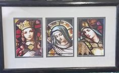 The Saints by MeadowviewArt on Etsy