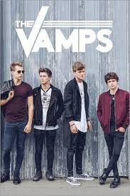 The Vamps Band Poster Meet The Vamps, Brad The Vamps, Bradley Simpson, Vamps Band, Isle Of Wight Festival, Will Simpson, Pop Rock, Band Posters, The Duff