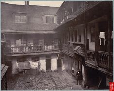 London 1880, Society for Photographing Relics of Old London