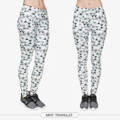 dfea3871bde78 Zohra Brand Women Colour Geometry Printing Legging High Elastic Fitness  Legging Trousers LeggingsWomen Pants. Leggings FashionLeggings StylePrint  ...