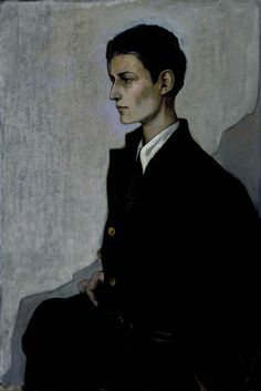Romaine Brooks - Peter, A Young English Girl (1923-24)