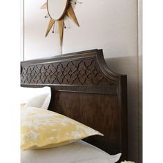 American Drew GRANTHAM HALL 6/6 King Panel Bed