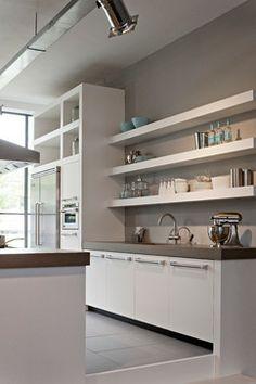 Dutch Kitchens - contemporary - kitchen - new york - LEICHT New York / LEICHT Westchester