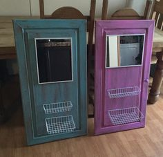 Gentil Repurposed Cabinet Doors