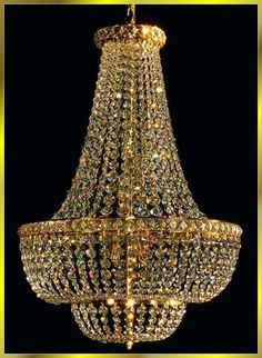 Small To Medium Crystal Chandeliers Gallery Model: 8050 E 20