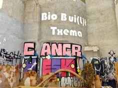 Bio Bui(l)t Graff  #StreetArt #Street #Art #Colorful #FreedomOfSpeech #Barcelona #B4S
