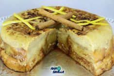 Torta de torrijas olla GM Gm Olla, Banana Bread, French Toast, Sandwiches, Cooking Recipes, Breakfast, Desserts, Food, Instant Pot