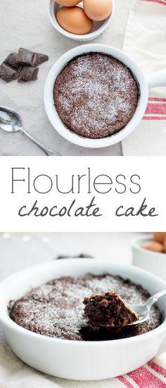 fluffy chocolate baked doughtnut | Mon blogue | Pinterest | Chocolate ...