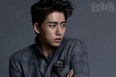 Park Hae Jin - The Celebrity Magazine January Issue '14