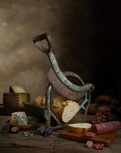 AntiqueBreadSlicer by Lew Robertson on Your Kitchen Camera