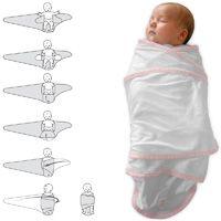 couverture pour emmailloter bébé Couverture bébé miracle blanc/beige couverture pour emmailloter bébé