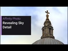 Affinity Photo - Revealing Sky Detail in Affinity Photo Photography Lessons, Photography And Videography, Affinity Photo Tutorial, White Sky, Photo Processing, Affinity Designer, Interactive Design, Digital Media, Statue Of Liberty