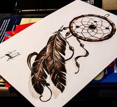 desenho filtro dos sonhos