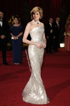 frock for Di to rock  (Armani Privé - originally on Anne Hathaway)