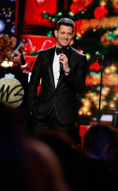 Gigi Hadid, Kylie Jenner, Blake Shelton and More Join Michael Bublé for Christmas in Hollywood  Michael Buble