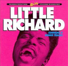 Little Richard | The Georgia Peach | CD 9544 | http://catalog.wrlc.org/cgi-bin/Pwebrecon.cgi?BBID=9655945