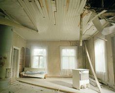 Abndoned scandinavian house. credit: Hanna Rosti