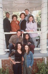 """The cast of Gilmore Girls reunited at the ATX Television Festival in Austin, Texas on Saturday. 