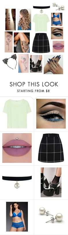 """""""you can set yourself on fire, bu you're never gonna burn"""" by mrsromangodfrey ❤ liked on Polyvore featuring T By Alexander Wang, Jeffree Star, Sugarbaby, Torrid and Disney"""