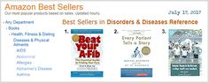 Update 7/2017, Beat Your A-Fib: The Essential Guide to Finding Your Cure by Steve S. Ryan, PhD. Continues as an Amazon Bestseller in Disorders & Diseases Reference (No. 1 on July 17, 2017)