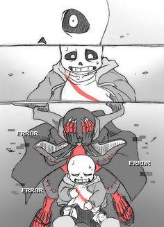 Undertale Ships, Undertale Fanart, Undertale Comic, Undertale Puns, Sans Sad, Error Sans, Undertale Pictures, Fnaf Characters, Fnaf Drawings