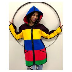 Blanket Jacket, Hoodie Jacket, Colorful Hoodies, Clothing Co, African, Coats, Cape Town, Jackets, Traditional