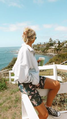 Fall Fashion Outfits, Boho Outfits, Casual Outfits, Cute Outfits, Plus Size Summer Outfit, Summer Outfits For Teens, California Style Outfits, Surfer Girl Style, Winter Beach