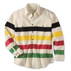Orvis - Hudson Bay Point Blanket Shirt