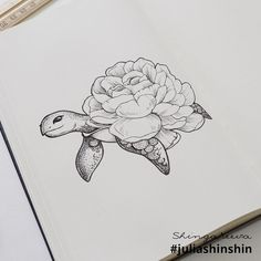I Create Intricate Drawings Of Animals Embedded With Their N.- I Create Intricate Drawings Of Animals Embedded With Their Natural Habitats Encontre o tatuador e a inspiração perfeita para fazer sua tattoo. Cool Art Drawings, Pencil Art Drawings, Art Drawings Sketches, Animal Drawings, Tattoo Sketches, Art Illustrations, Flower Sketches, Drawings Of Trees, Tattoo Drawings Tumblr