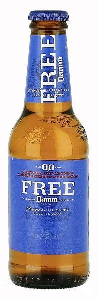 Free Damm | Spanish Beer