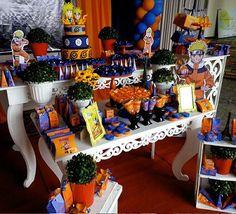 Decoração de aniversário para todos os temas em Caucaia.