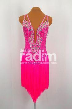 Latin Dance Dresses by Radim Lanik - Dance World 2020 Latin Ballroom Dresses, Jazz Costumes, Skating Dresses, Argentine Tango, Dance Outfits, Dance Wear, Dress Up, Chicago Musical, Post Modern