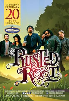 Rusted Root (2.20.16)
