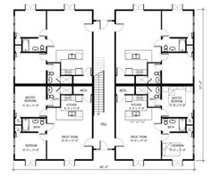 Unit Apartment Building Floor Plans Within Apartment Building