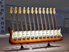 12-Neck  Stratocaster!