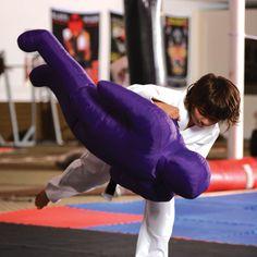 Junior Throwing Buddy Judo Training Dummy for Kids c10159