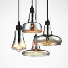 Cheap colorful pendant lamp, Buy Quality glass pendant light directly from China pendant lamp Suppliers: vintage glass pendant light grey color ,clear color ,amber color pendant lamps with bulbs led pendant lights Led Pendant Lights, Glass Pendant Light, Glass Chandelier, Pendant Lighting, Pendant Lamps, Chandelier Creative, Rustic Lamp Shades, Modern Lamp Shades, Pink Lamp Shade