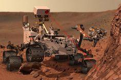 11 curiosidades sobre la misión Curiosity
