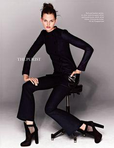 Love this suit by Céline.