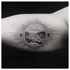 #Tattoo by @balazsbercsenyi #⃣#Equilattera #tattoos #tat #tatuaje #tattooed…